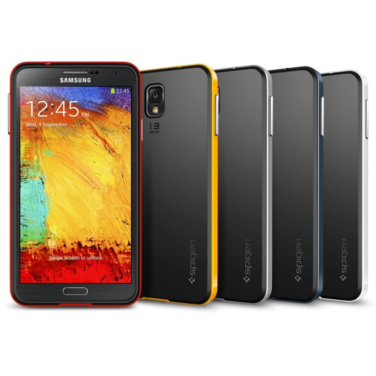 galaxy_note_3_case_neo_hybrid Samsung Releases Its Samsung Galaxy Note 3 to Be Lighter & Thinner
