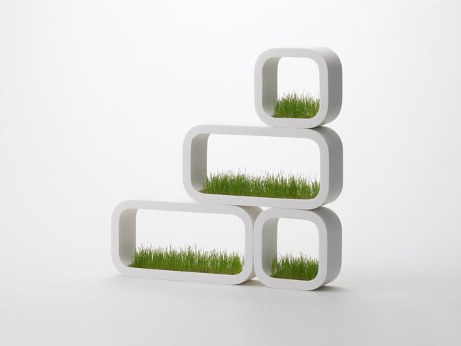 grass-planter 15 Fascinating & Unusual Christmas Presents