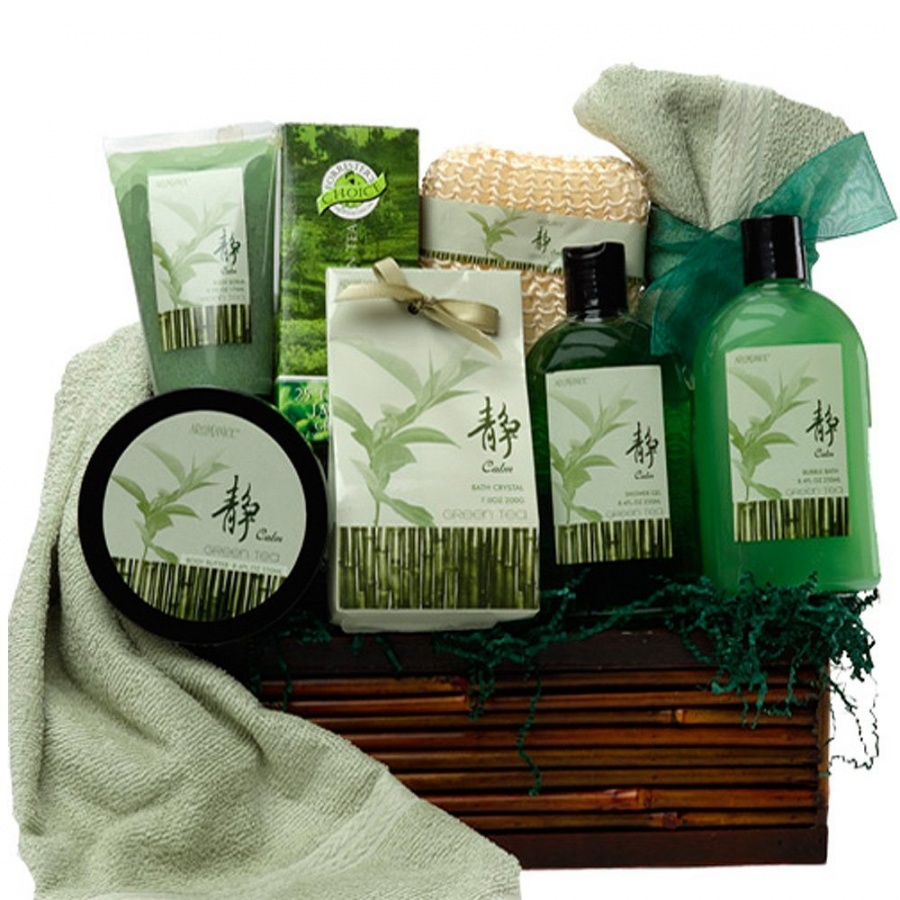 green-tea2 10 Retirement Gift Ideas for Women
