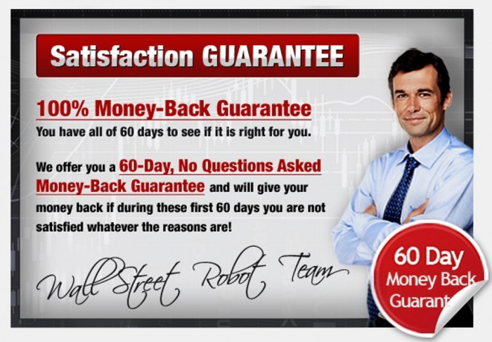 guarantee WallStreet Forex Robot Adapts to Market Conditions Automatically