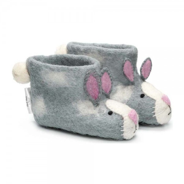 handmade-felt-slippers-coco-cow 10 Stunning & Fascinating Homemade Xmas Gifts