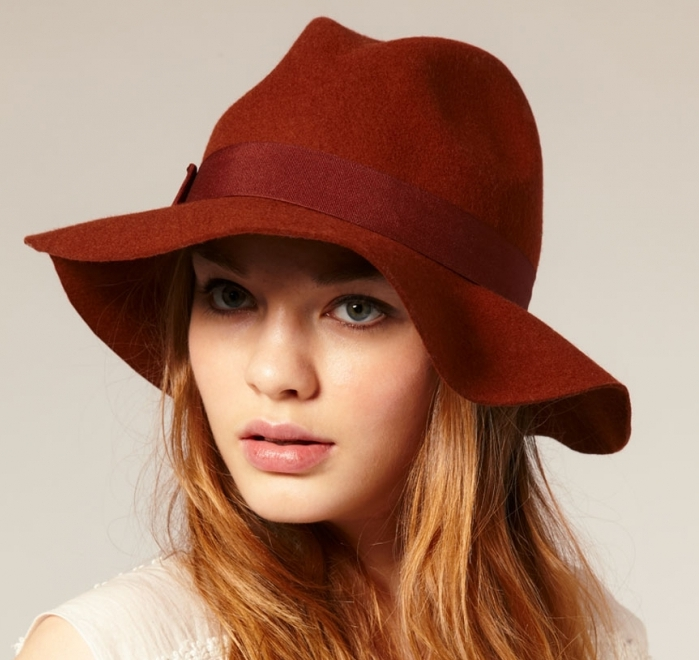 hats-style-modern-Cozy-and-Pretty-Wear-Summer-Hat-Trend-2012 2017 Christmas Gift Ideas for Your Wife