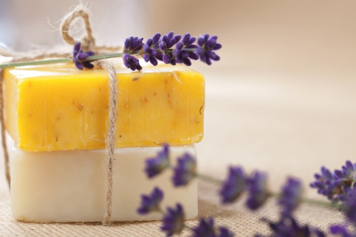 homemade-soap 10 Stunning & Fascinating Homemade Xmas Gifts