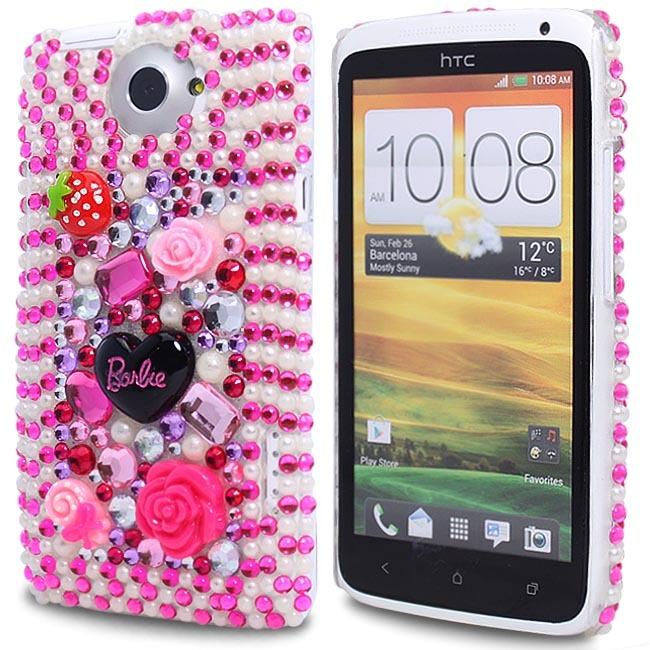 htconesbarbiediamond-5 50 Fascinating & Luxury Diamond Mobile Covers for Your Mobile