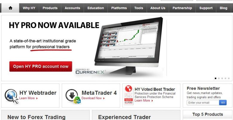 Photo of HY Markets Allows You to Trade All Capital Markets & More