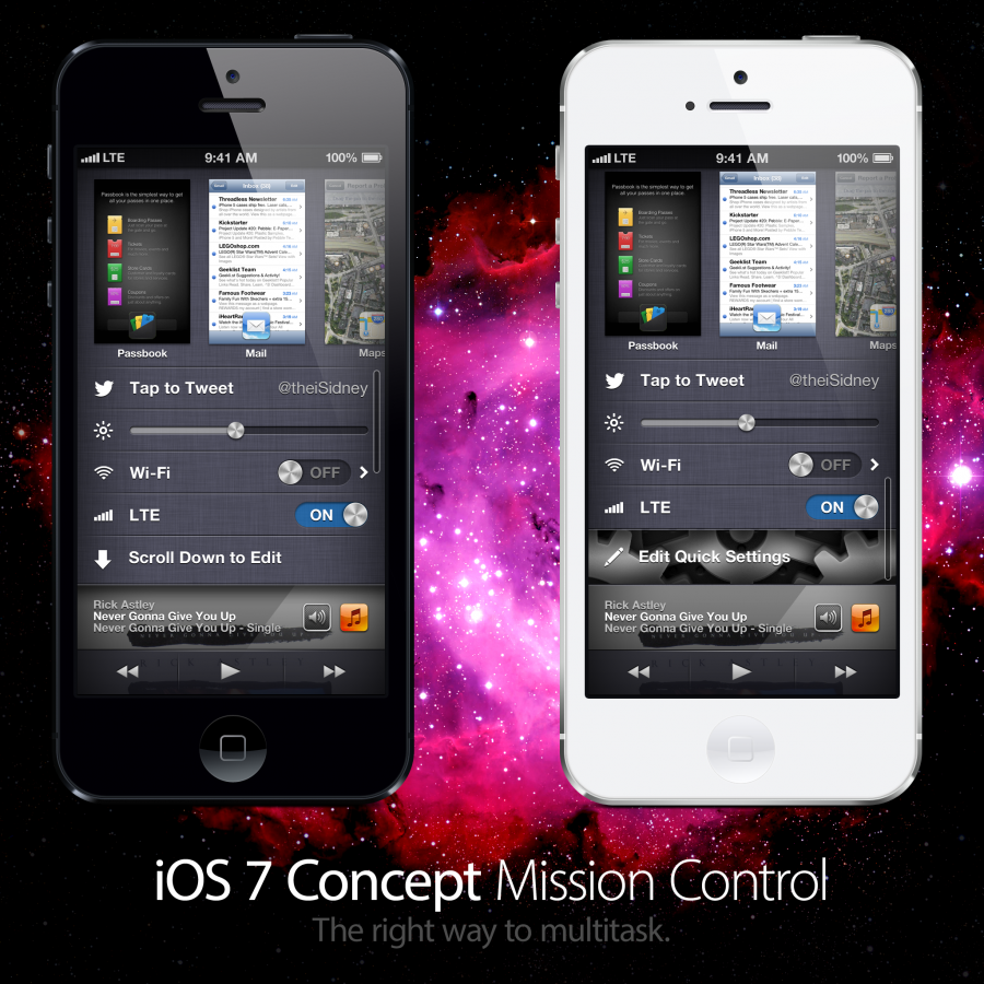 iOS-7-Concept-Mission-Control iOS 7 as the Most Advanced Mobile OS in the World