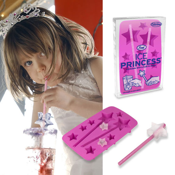 ice-cube-trays-princess 15 Fascinating & Unusual Christmas Presents
