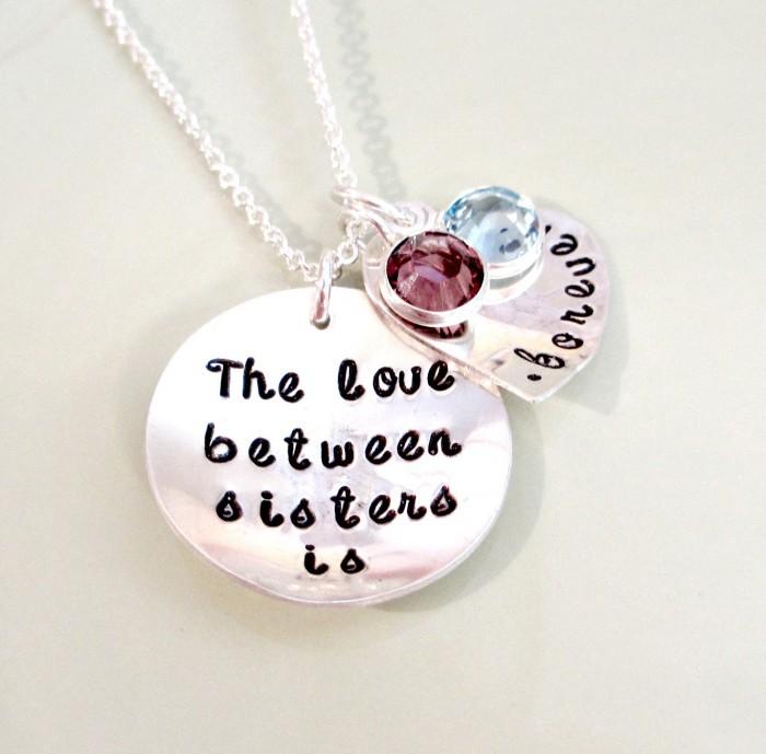 il_fullxfull.392603153_eacq 10 Fabulous & Gorgeous Sister Gift Ideas