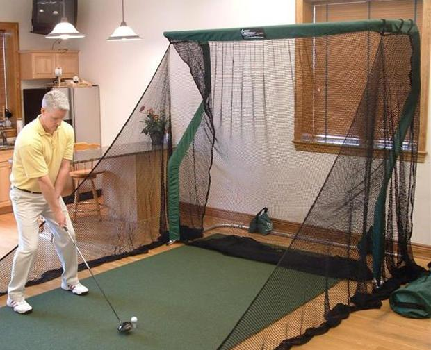 indoor-golf-practice-christmas-gifts 45 Non-traditional & Funny Christmas Gifts for 2021