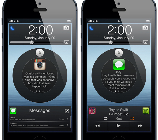 ios-7-iphone-lockscreen-appscart.net_ iOS 7 as the Most Advanced Mobile OS in the World