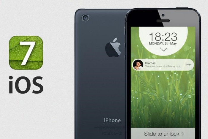 ios-7. iOS 7 as the Most Advanced Mobile OS in the World