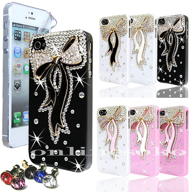 iphone_4_vara_multi_photo_0 50 Fascinating & Luxury Diamond Mobile Covers for Your Mobile
