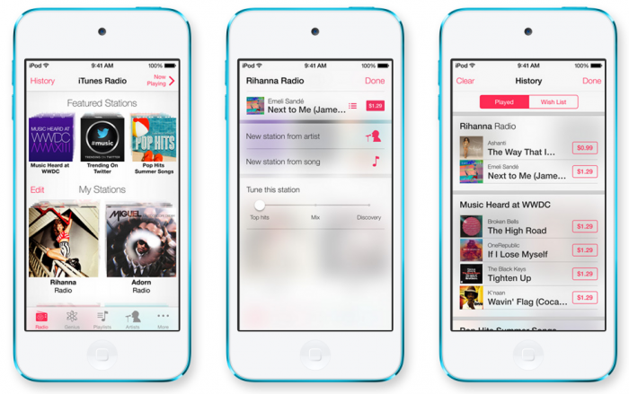 iradio-ios-7 iOS 7 as the Most Advanced Mobile OS in the World