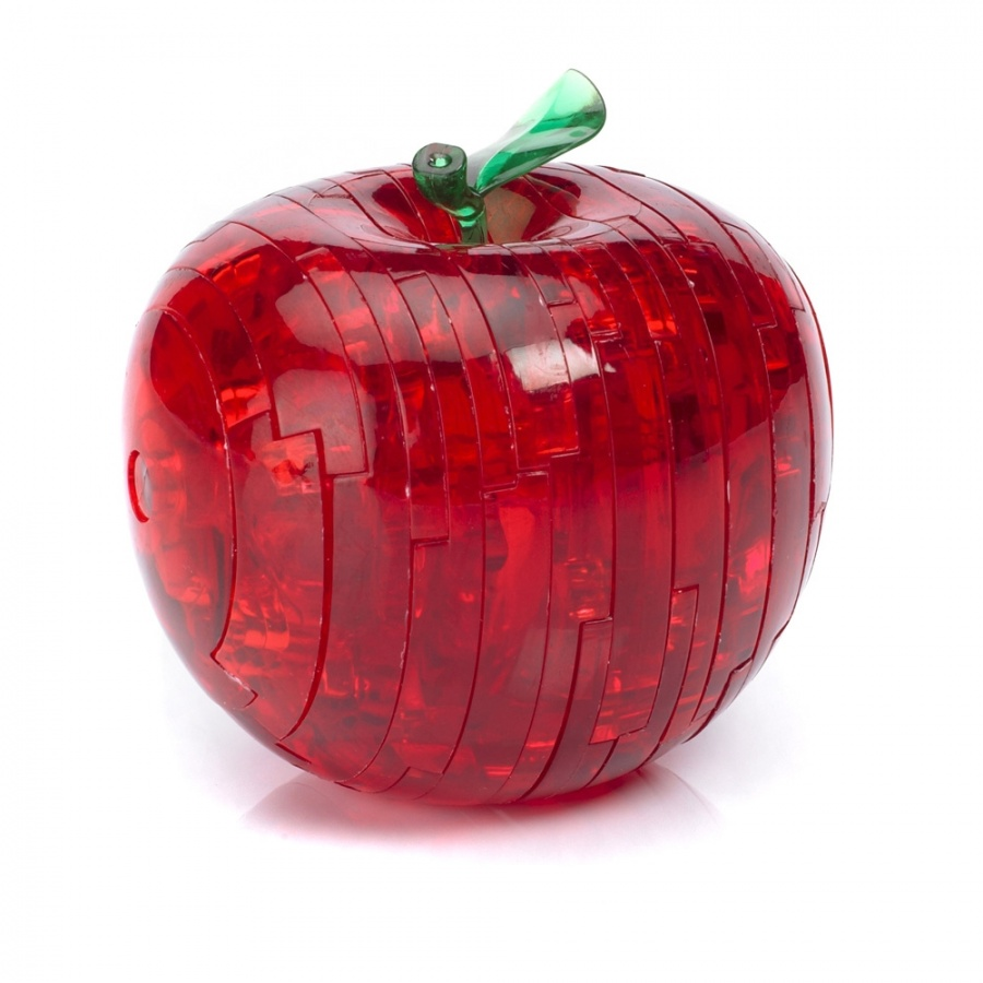isaacs_apple_3d_jigsaw_puzzle_2_wht_1000 45 Non-traditional & Funny Christmas Gifts for 2021