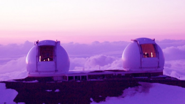 """keck-observatory """"z8_GND_5296"""" Has Been Detected to Be the Most Distant Galaxy"""