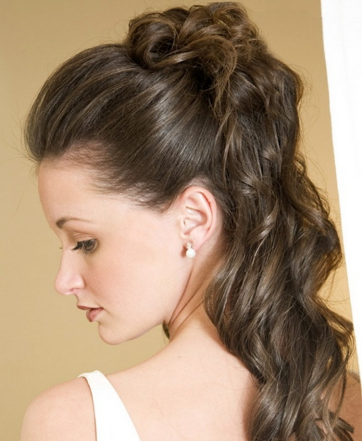 latest-wedding-hairstyles 50 Dazzling & Fabulous Bridal Hairstyles for Your Wedding