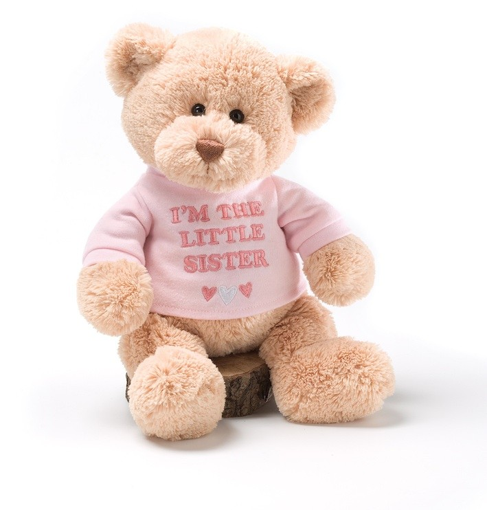 little_sister_by_gund_-_320156 10 Fabulous & Gorgeous Sister Gift Ideas
