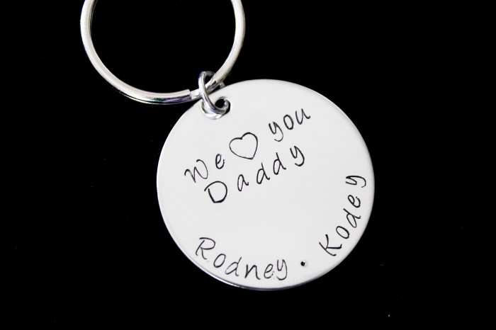 love-daddy-key The Best 10 Christmas Gift Ideas for Your Daddy
