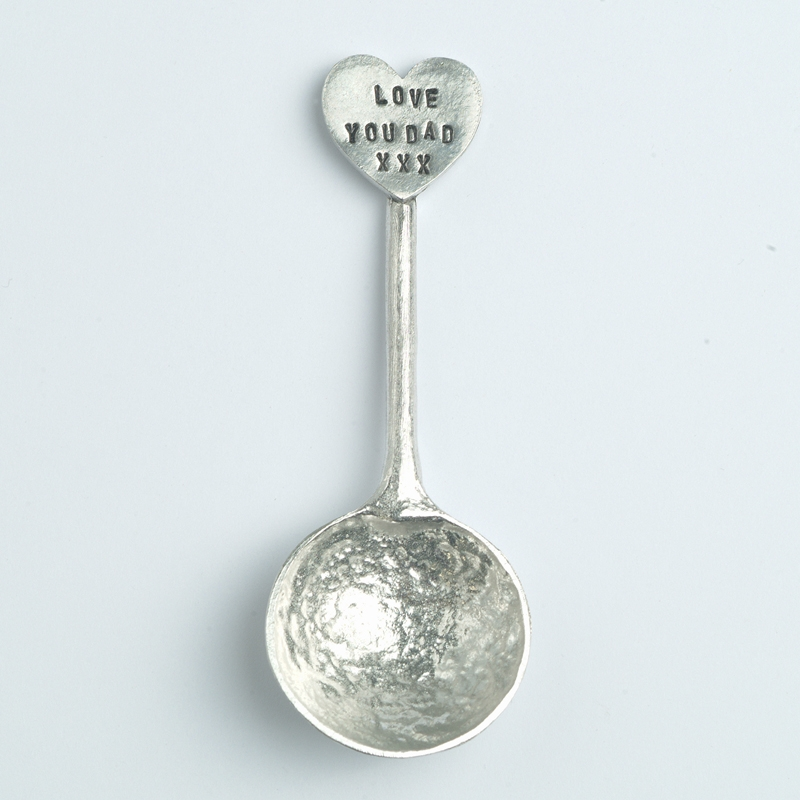 love_you_dad_spoon_uk_made_fathers_day_gifts 50 Unique Gifts for Father's Day