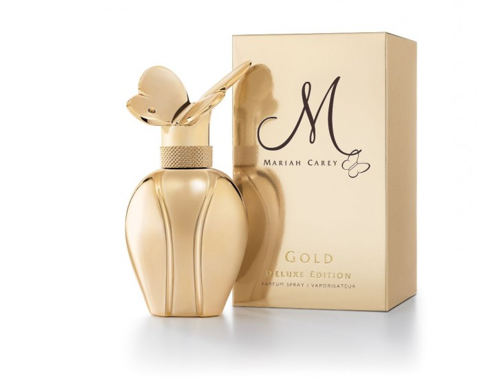 m-by-mariah-carey-gold 2017 Christmas Gift Ideas for Your Wife