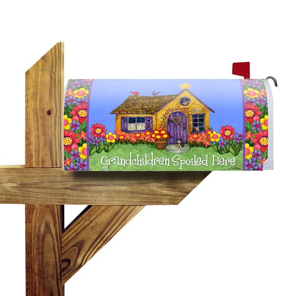mailbox-cover-grandchildren-spoiled-here-0548mm-cdc-600 The Best 10 Christmas Gift Ideas for Grandparents