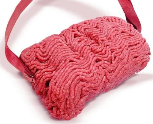 meat-purse 35 Weird & Funny Gifts for Women