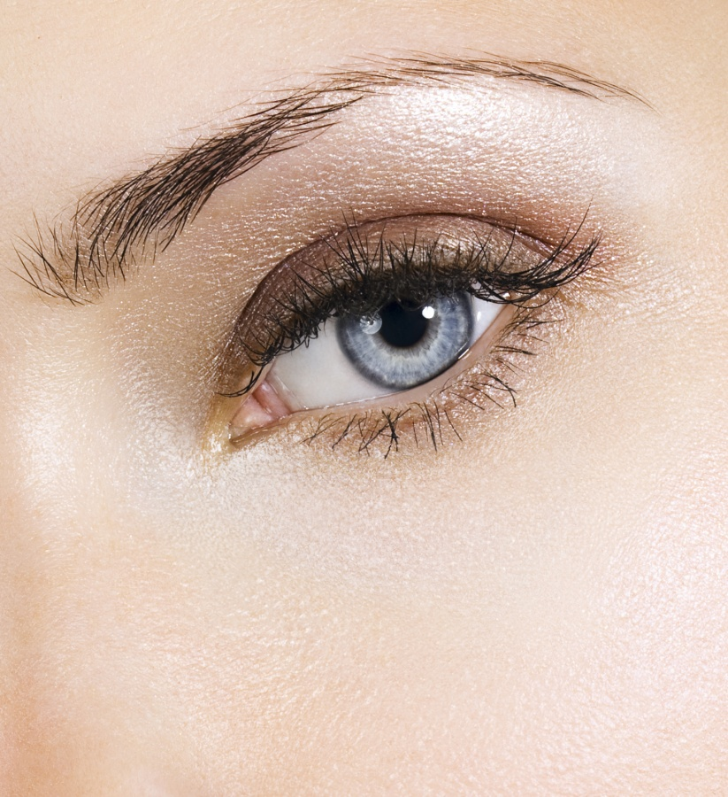 neutral-eye4 Get a Magnificent & Catchy Eye Make-up Following These 6 Easy Steps