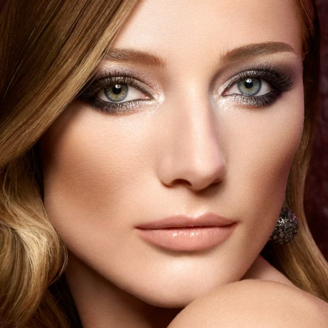 nice-eye-makeup-for-green-eyes Get a Magnificent & Catchy Eye Make-up Following These 6 Easy Steps