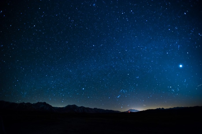 night-sky-stars Names Of The Top 10 Most Brightest Stars In The Sky