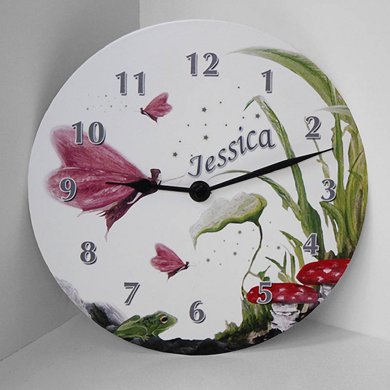 original_clock-pfonwhite_big 10 Catchy Gift Ideas for Twins