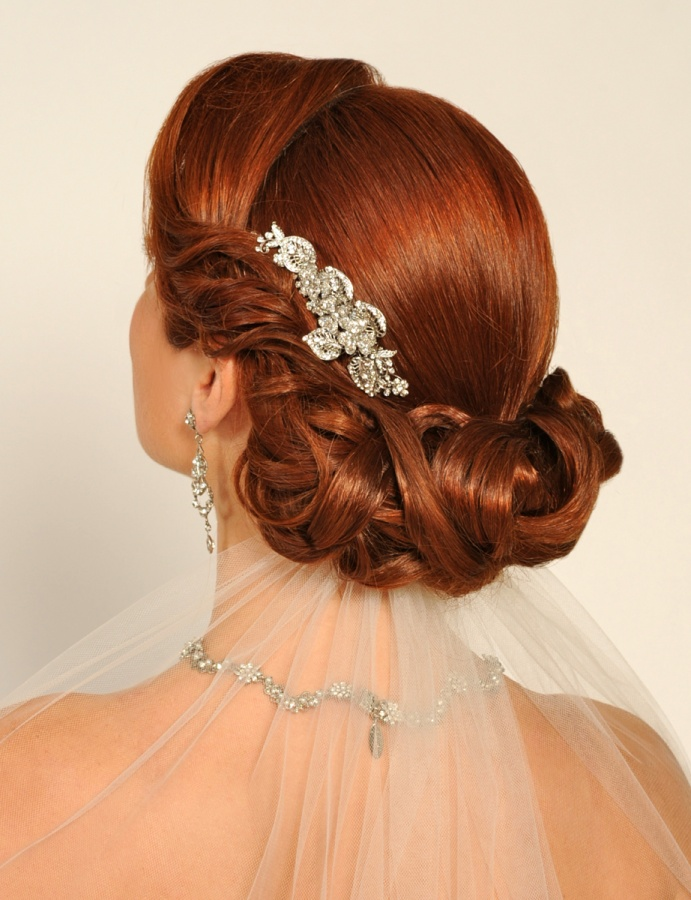 perfect-wedding-hairstyles-2011-2 50 Dazzling & Fabulous Bridal Hairstyles for Your Wedding