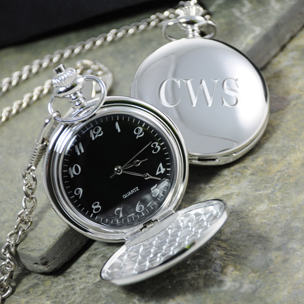 pers-pocket-watch-black22118 10 of the Cheapest Personalized Gifts for Men