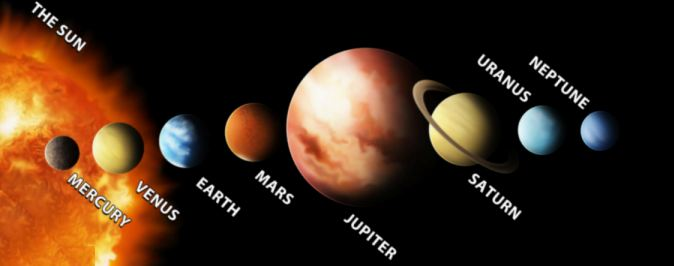 planetorder The 9 Planets Of The Solar System And Their Characteristics