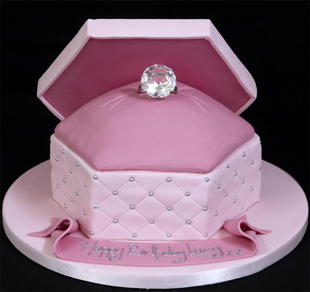 ring-box-novelty-birthday-cake 10 Simple & Cheap Engagement Gifts for Men