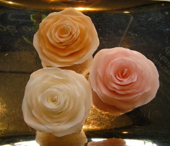 rose-candles-1024x883 10 Fabulous Homemade Gifts for Your Mom