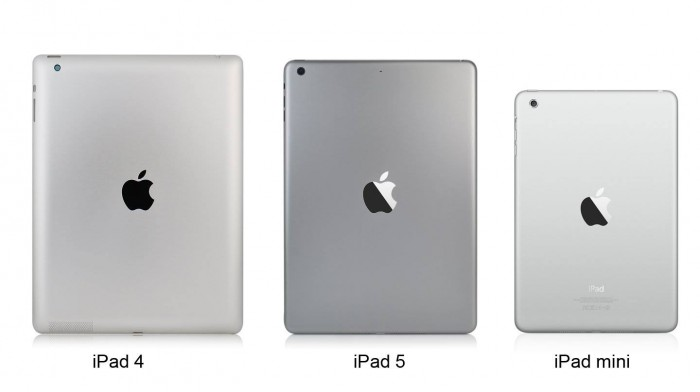 safe_image iPad 5 Is Improved to Be Lighter, Smaller and Thinner than Other iPads