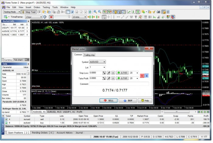 screen3 Start Learning Trading Seriously & Quickly with Forex Tester 2