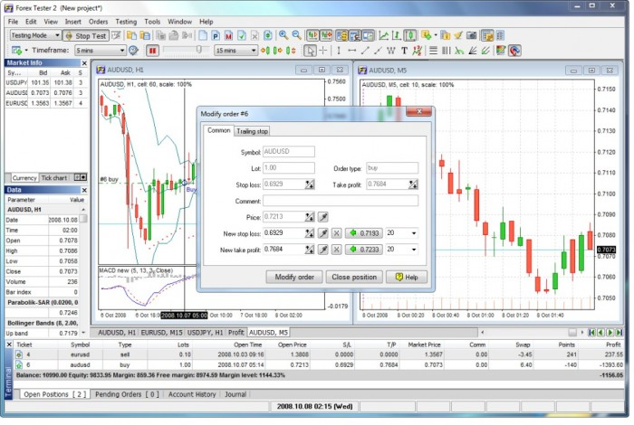 screen4 Start Learning Trading Seriously & Quickly with Forex Tester 2