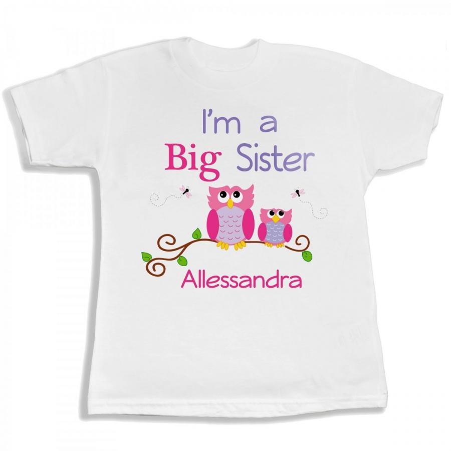 shirt-imasis-owl_size0 10 Fabulous & Gorgeous Sister Gift Ideas