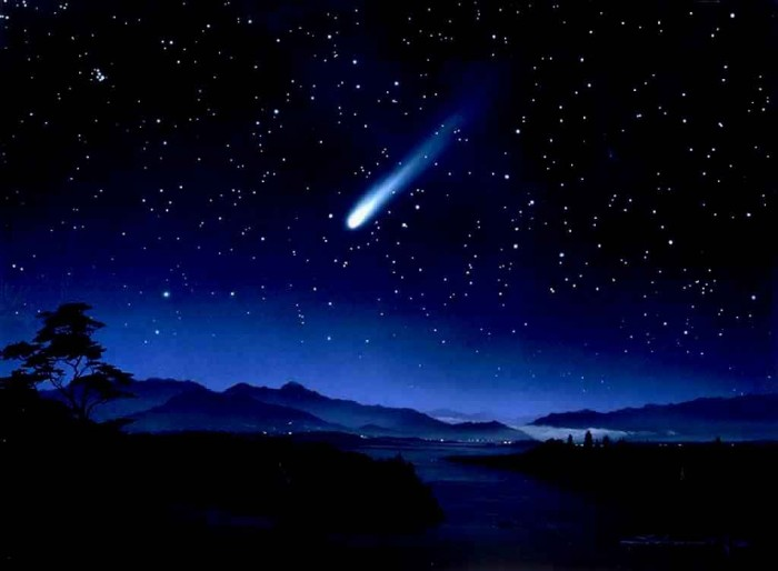 shooting_star Names Of The Top 10 Most Brightest Stars In The Sky