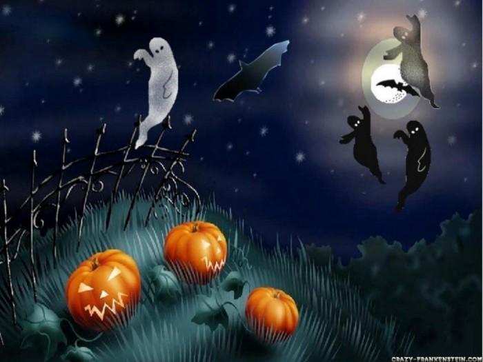 spooky_night_halloween_wallpaper-normal Oh My God! Did You Hear Such a Scary Voice Before?