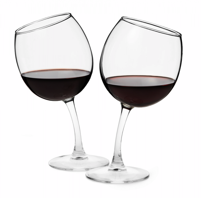 tipsywineglasses 10 Simple & Cheap Engagement Gifts for Men