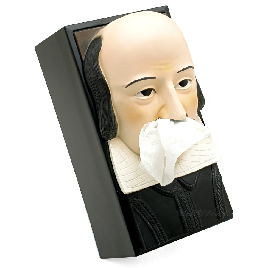 tissue-holder-shake1 45 Non-traditional & Funny Christmas Gifts for 2019