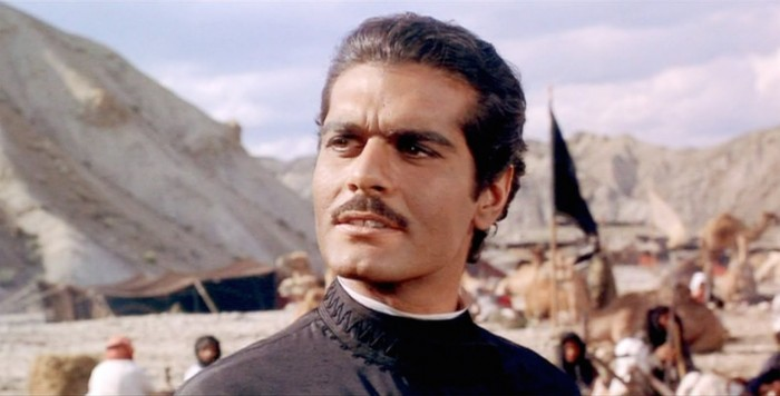 tumblr_mbdy5rYGUq1qhsqm1o1_1280 The Egyptian Actor Omar Sharif Who Starred In Hollywood Films