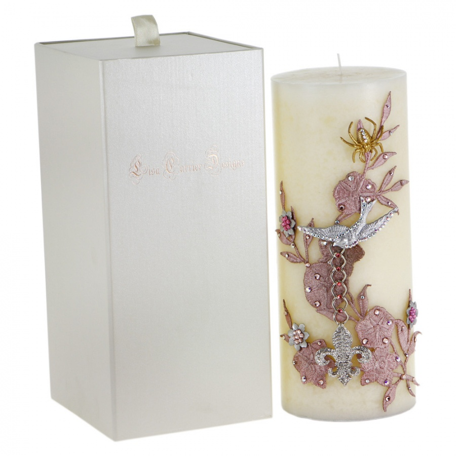 victorian-luxe-botanical-bird-fleur- 10 Stunning & Fascinating Homemade Xmas Gifts