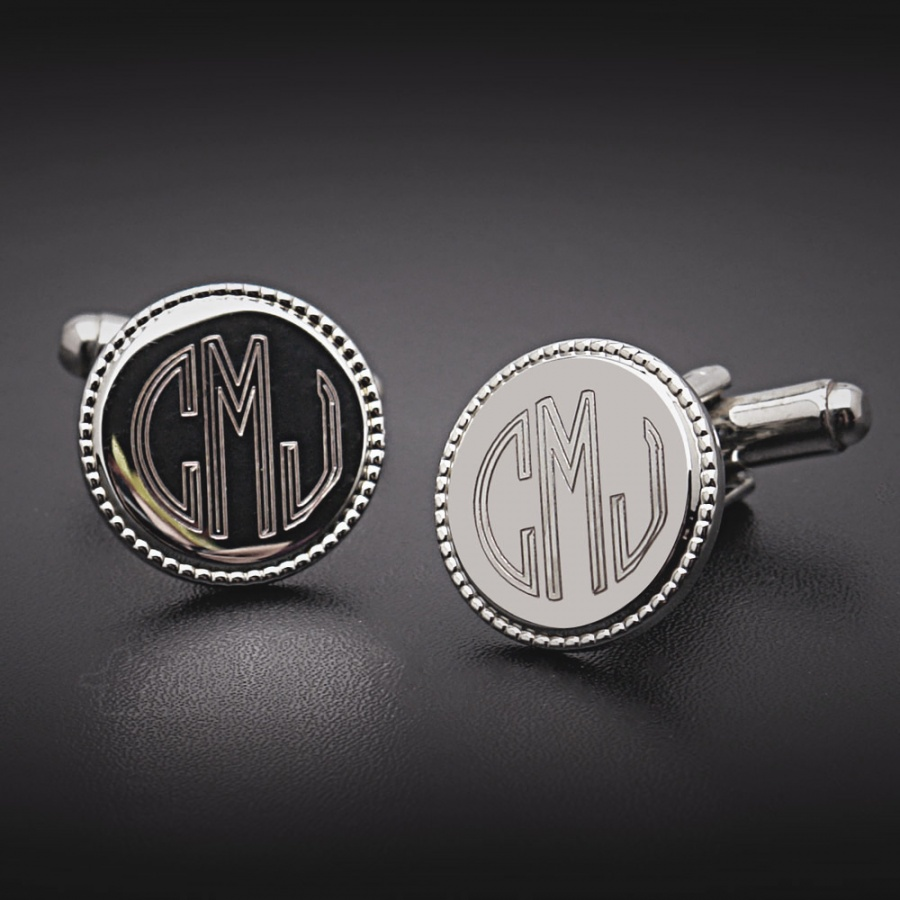 w-Pers-Cuff-Round-241454 10 of the Cheapest Personalized Gifts for Men