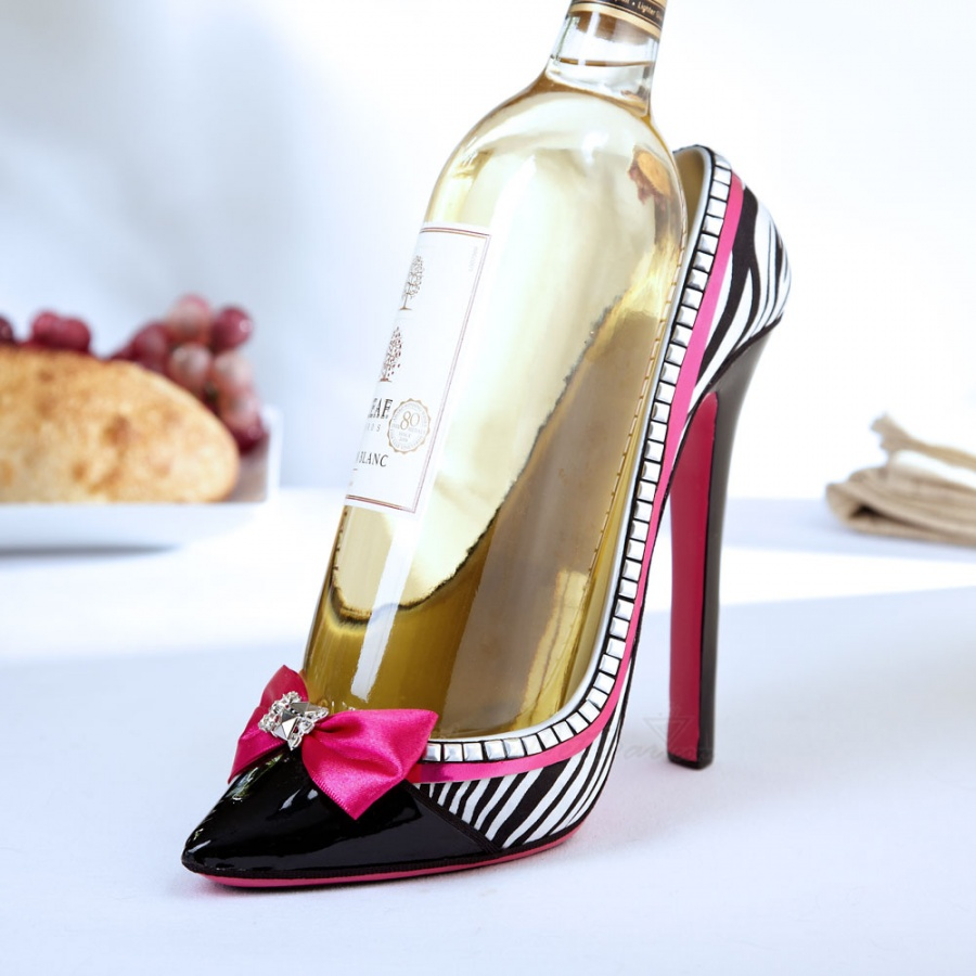 w-Zebra-Pink-Bottle-Holder-196437 45 Non-traditional & Funny Christmas Gifts for 2019
