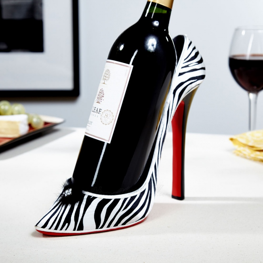 w-Zebra-close-toe-bottle-holder-151466 10 Simple & Cheap Engagement Gifts for Men