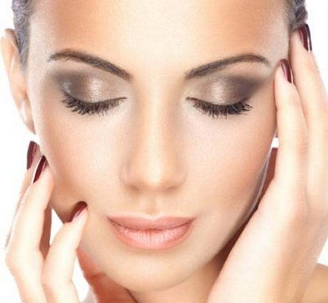 wedding-eye-makeup-look Get a Magnificent & Catchy Eye Make-up Following These 6 Easy Steps
