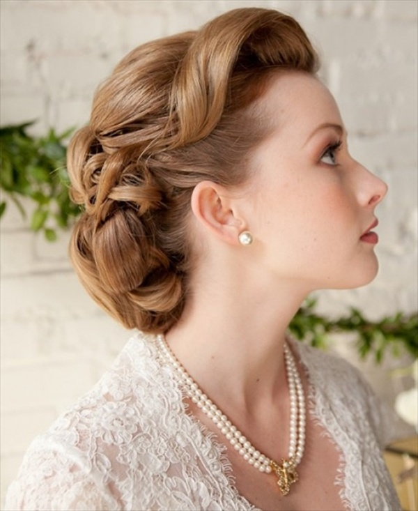 wedding-hairstyles-5 50 Dazzling & Fabulous Bridal Hairstyles for Your Wedding